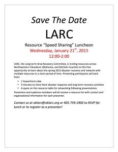 LARC_2015_1SpeedSharingInfo